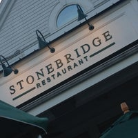 Photo taken at Stonebridge Restaurant & Bar by Kevin S. on 5/17/2013