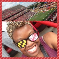 Photo taken at Capital One Field at Maryland Stadium by Sha'Niece S. on 9/7/2013