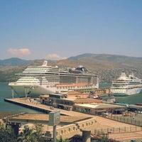 Photo taken at İzmir Limanı by M E R T    ™ on 7/2/2013