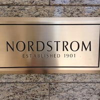 Photo taken at Nordstrom Downtown Seattle by Harriet K. on 7/20/2013