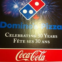 Photo taken at Domino's Pizza by Becky W. on 8/10/2013