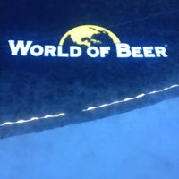 Photo taken at World of Beer by Dare O. on 6/23/2013