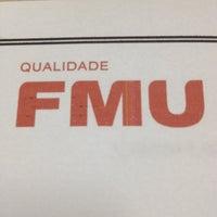 Photo taken at FMU - Casa Metropolitana do Direito by Luciana I. on 9/27/2013