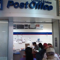 Photo taken at US Post Office by Todd G. on 10/16/2013