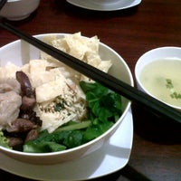 Photo taken at Cui Mie Galau by Yenny K. on 6/11/2013