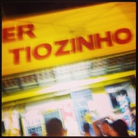 Photo taken at Tiozinho Bar by #Beta Robson T. on 11/23/2013