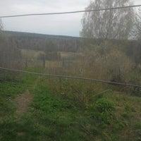 Photo taken at Можаево by Alexey K. on 5/25/2013