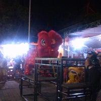 """Photo taken at Klenteng """"Hok Sian Kong"""", Mojokerto by Arhieez C. on 10/31/2013"""