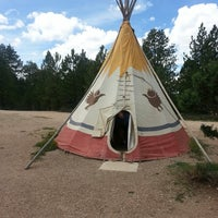 Photo taken at Ruby's Inn Campground by Kimberly C. on 7/31/2013