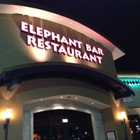 Photo taken at Elephant Bar Restaurant by Caio B. on 5/14/2013
