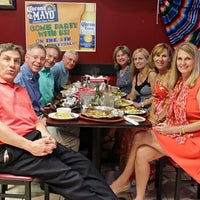 Photo taken at Los Gordos Mexican Cafe by Mike C. on 5/9/2014