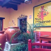Photo taken at México Lindo y Sabroso by Sandra S. on 10/20/2013