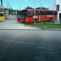 Photo taken at Terminal Integrado Aeroporto by Diego J. on 5/21/2013