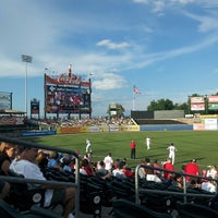 Photo taken at Coca-Cola Park by Da'ce C. on 7/3/2013
