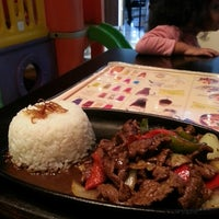 Photo taken at Hot Planet by Rusman H. on 3/29/2014