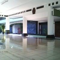 Photo taken at Rumah Dinas Walikota Yogyakarta by Dwianto S. on 7/26/2013