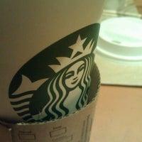 Photo taken at Starbucks by David C. on 1/2/2013