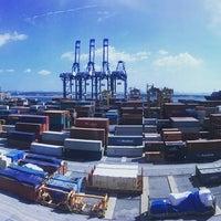 Photo taken at Laem Chabang International Terminal Com.,Ltd.(B5&C3) by Navaploy K. on 11/18/2016