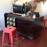 Photo taken at Flat Track Coffee by Jack H. on 7/3/2013