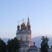 Photo taken at Верхотурский кремль by Anna R. on 6/9/2013