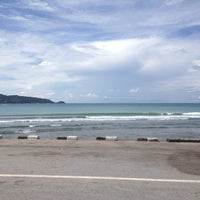 Photo taken at patong beach by Татьяна С. on 11/2/2014