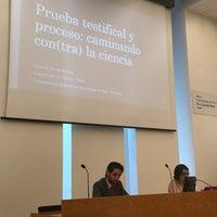Photo taken at Universitat de Girona - Facultat de Dret by Aarón S. on 6/15/2017