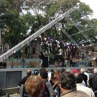 Photo taken at Feria de Mataderos by Marcelo D. on 3/17/2013
