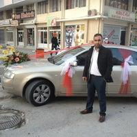 Photo taken at Hanzade Bayan Kuaförü by Celal E. on 12/14/2013