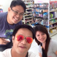Photo taken at Ministop by Waui G. on 4/29/2014