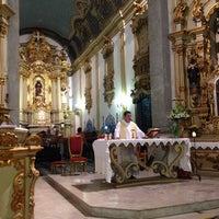 Photo taken at Santuario Sao Francisco de Assis by Vivian S. on 12/17/2013