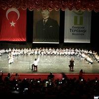 6/10/2017 tarihinde Sultan T.ziyaretçi tarafından Eskişehir Atatürk Kültür Sanat ve Kongre Merkezi'de çekilen fotoğraf