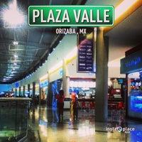 Photo taken at Plaza Valle by Choko   on 4/22/2013