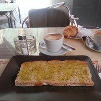 Photo taken at Coffee-Crepe by Issa L. on 7/27/2013
