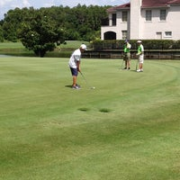 Photo taken at Westchase Golf Club by Michael D. on 7/12/2014