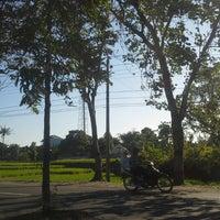 Photo taken at Jl. Raya Solo - Yogya by Silvia Kusuma Dewi on 8/11/2013