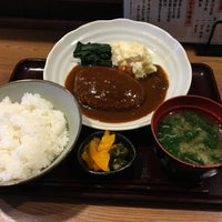 Photo taken at 焼鳥・串揚 一会 by Masako O. on 5/18/2016