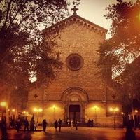 10/15/2012 tarihinde Jaime I.ziyaretçi tarafından Plaça de la Virreina'de çekilen fotoğraf