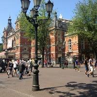 Photo taken at Leidseplein by Jaklin H. on 7/7/2013
