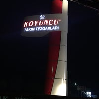 Photo taken at KOYUNCU TAKIM TEZGAHLARI by Orhan O. on 4/8/2015