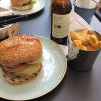 Photo taken at Gourmet Burger Kitchen by Umut A. on 8/30/2017