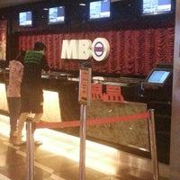 Photo taken at MBO Cinemas by Viz K. on 5/1/2013