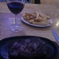 Photo taken at The Rancho Grill by Laura on 12/7/2013