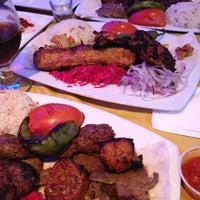 Photo taken at Seaside Turkish Restaurant by Alex R. on 4/27/2013
