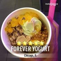 Photo taken at Forever Yogurt by Huggi W. on 8/1/2013