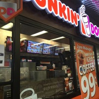 Photo taken at Dunkin' Donuts by Huggi W. on 9/26/2015