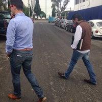 Photo taken at EuWe EUGEN WEXLER De México S.A de C.V by Luz C. on 10/8/2014