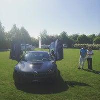 Photo taken at Golfanlage Schloss Nippenburg by Nicolai K. on 5/22/2015