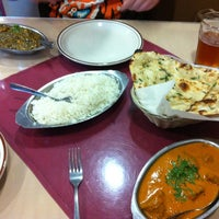 Photo taken at Shaan Indian Cuisine by julia m. on 8/9/2013