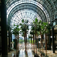 Photo taken at Winter Garden Atrium by brendan w. on 7/7/2013