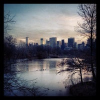 Photo taken at The Pond by brendan w. on 1/5/2013
